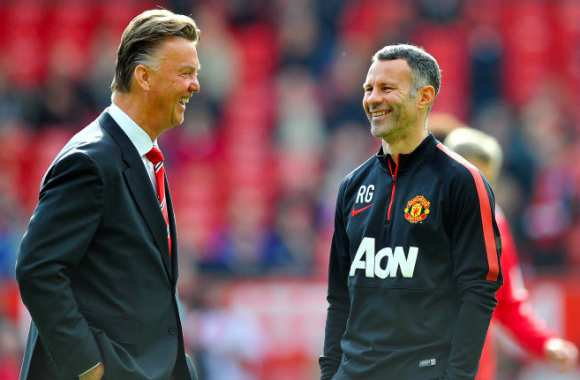Giggs pourrait quitter Manchester United