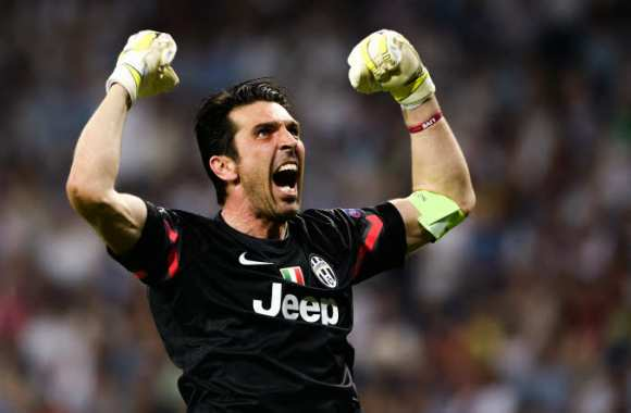 Gigi Buffon, incassable