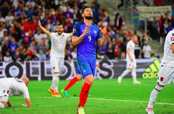 Giroud : « On a un gros mental »