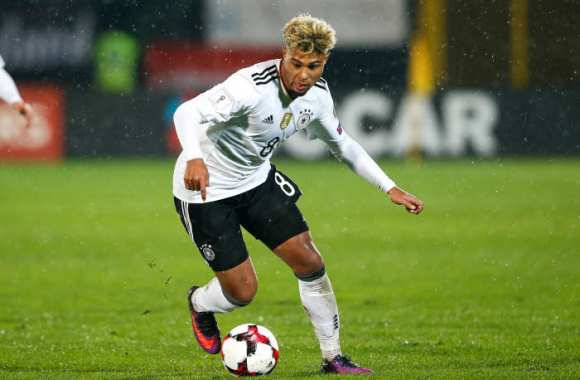 Gnabry s'imagine bien au Bayern Munich