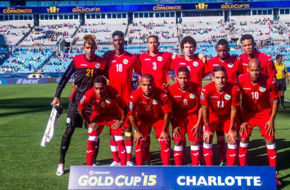 Gold Cup 2015.