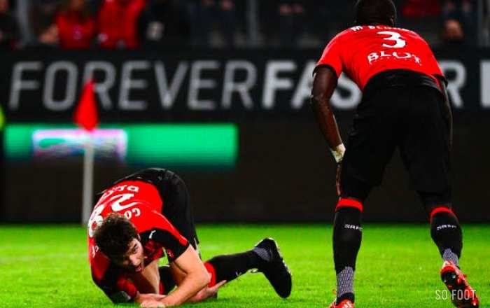Gourcuff toujours absent