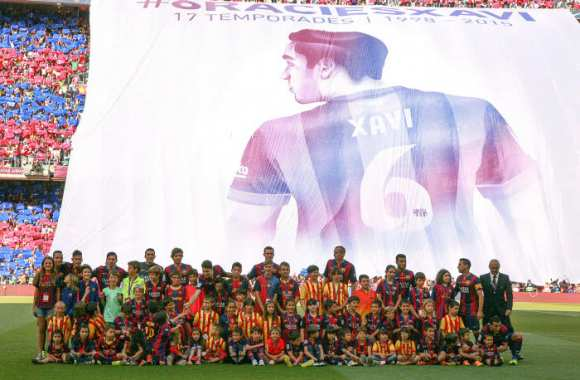 Gracies Xavi !