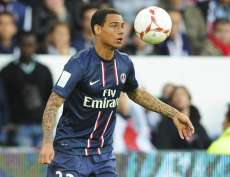 Gregory Van der Wiel (Paris St-Germain)