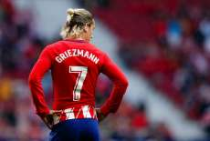 Griezmann in the mirror