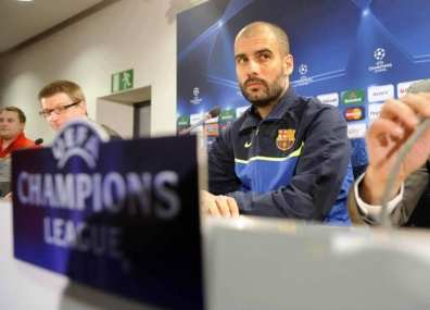 Guardiola encense le Mou