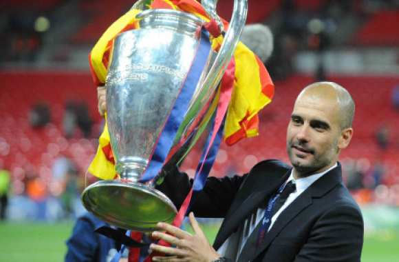 Guardiola, encore un an