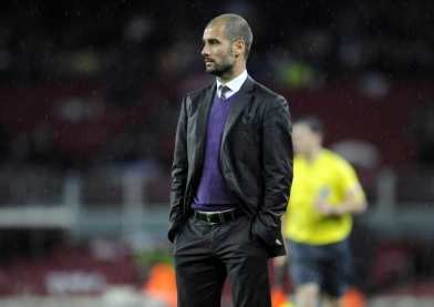 Guardiola n'ira pas à l'Inter