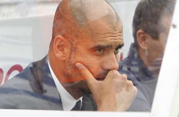 Guardiola presque inquiet