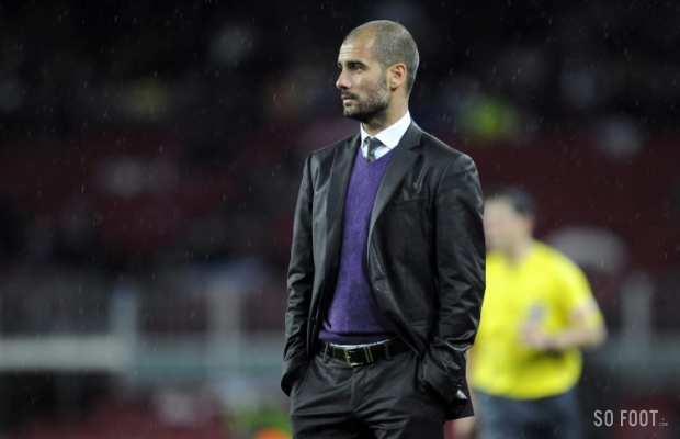 Guardiola retrouvera le Bar�a
