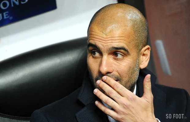 Guardiola � r�ve de Premier League �
