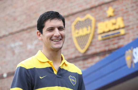 Guillermo Enio Burdisso arrive de Boca Juniors