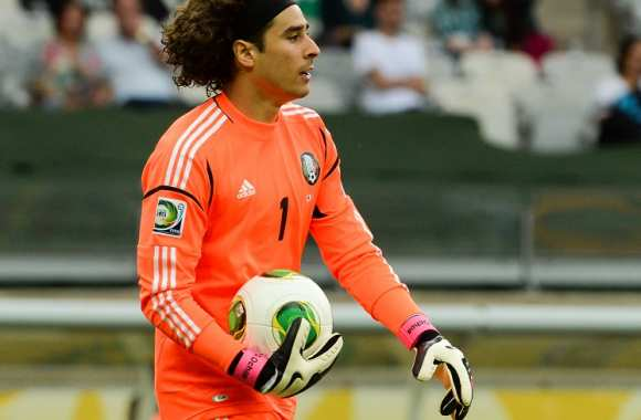 Guillermo Ochoa (Mexique)
