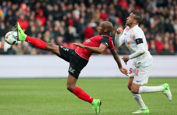Guingamp enfonce Nancy