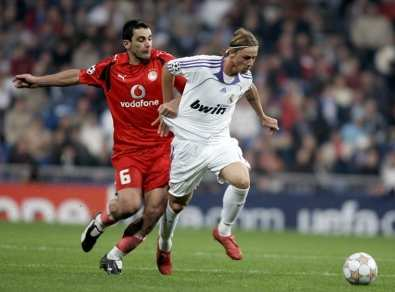 Guti quitte le Real