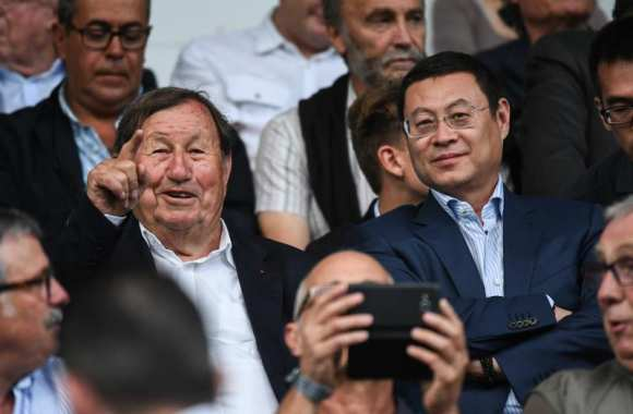 Auxerre exporte sa formation en Chine
