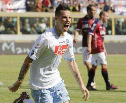 Hamsik pour remplacer Pirlo ?