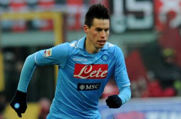 Hamsik victime d'un car-jacking