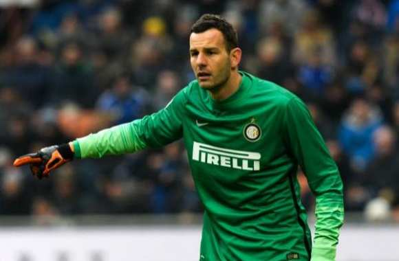 Handanovic, The Wall