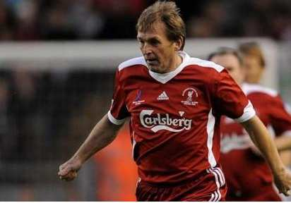 Happy Birthday Kenny Dalglish