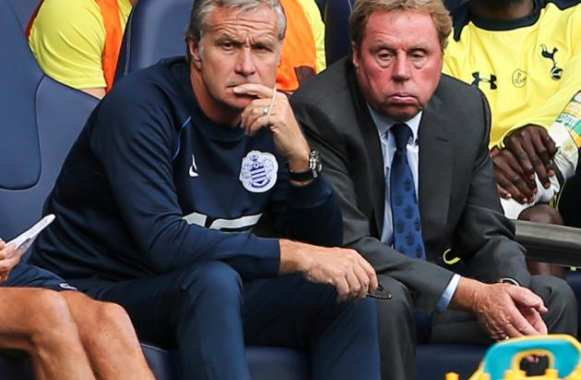 Harry Redknapp, coach de QPR