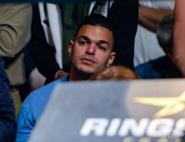 Hatem Ben Arfa chroniqueur France Football pendant le Mondial