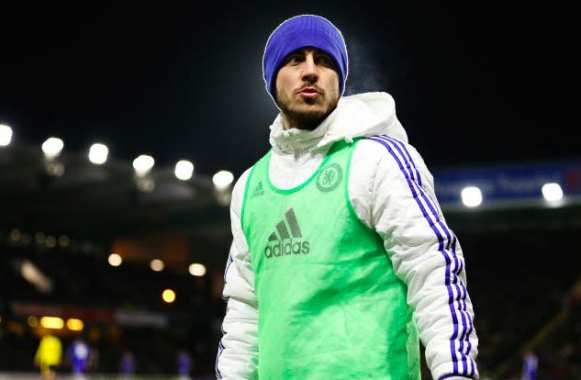 Hazard ne veut que le Real Madrid