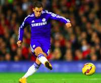 Eden Hazard face � Manchester United