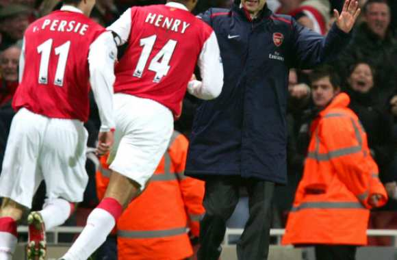 Henry a surpris Wenger