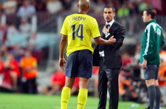 Henry, City et l'exigence de Guardiola
