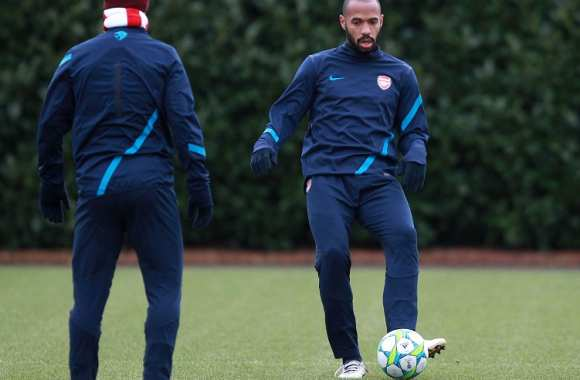 Henry, encore pigiste à Arsenal ?