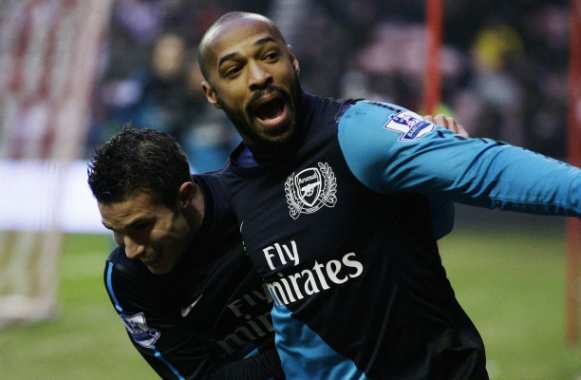 Henry juge les Gunners