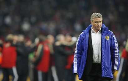 Hiddink n'ira pas au Mondial
