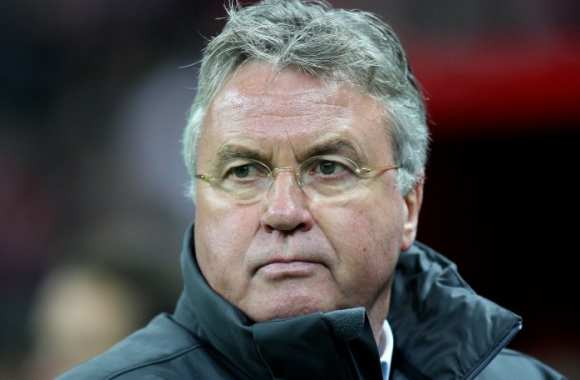 Hiddink nouveau mentor de Cocu