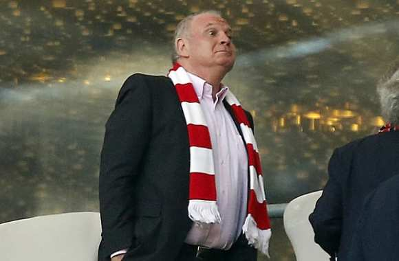 Hoeness s'exclut du Hall of Fame allemand