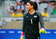 Hope Solo la nerveuse s'excuse