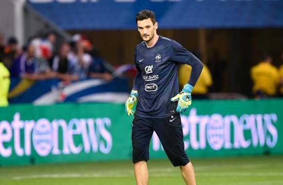 Hugo Lloris (Équipe de France)