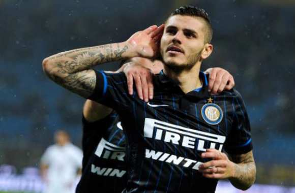 Icardi, auteur du second but intériste