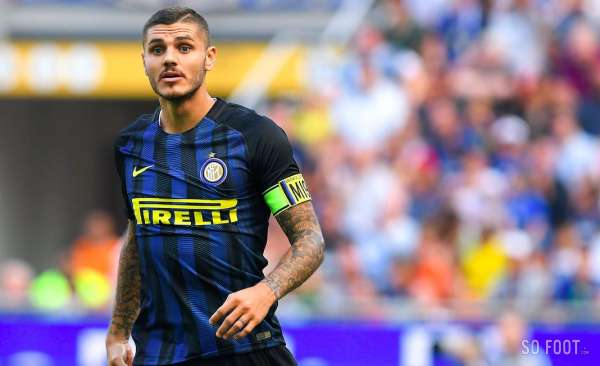Icardi, sa PlayStation et l'Inter