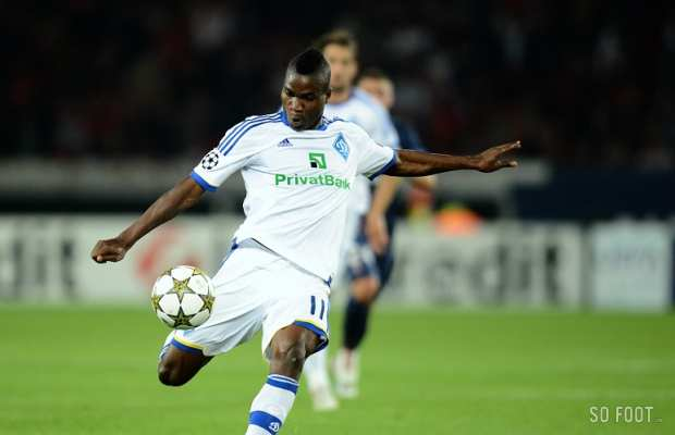 Ideye Brown (Dynamo Kiev)