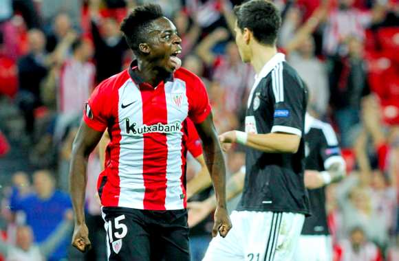 Iñaki Williams a une grande langue
