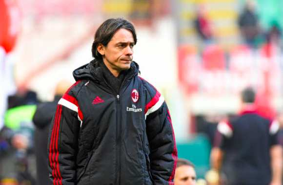 Inzaghi le muet