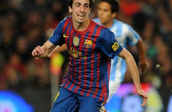 Isaac Cuenca (Barcelone)