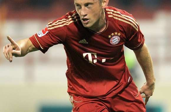 Ivica Olic en route pour Wolfsburg