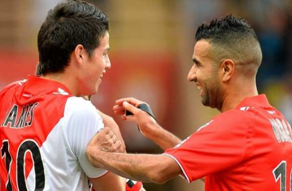 James et Obbadi (Monaco)