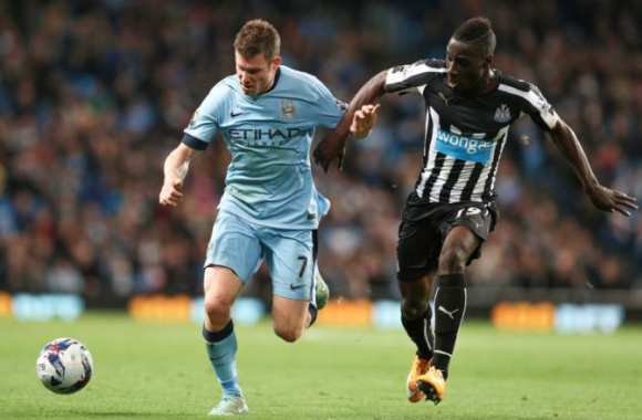 James Milner et Massadio Haïdara