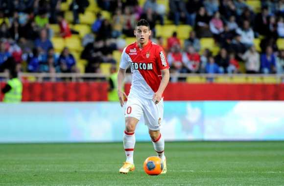 James Rodriguez (AS Monaco)