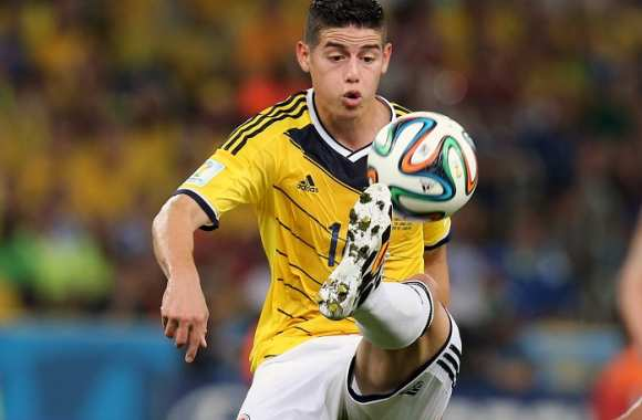 James Rodriguez (Colombie)