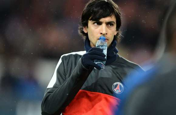 Javier Pastore (Paris St-Germain)