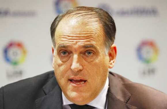 Javier Tebas : « En Chine, on regardera Celta-Atlético »